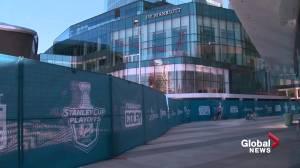 NHL bubble lessons learned as Edmonton prepares for World Juniors encore (01:42)