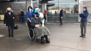 Peterborough man discharged after 8 months in hospital battling COVID-19 (02:41)