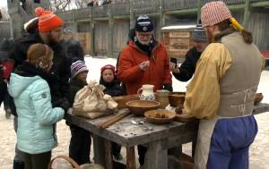 Sights and sounds from 51st Festival du Voyageur (02:32)