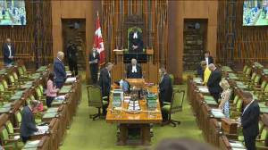 Beirut explosion: Members of Canadian parliament observe minute of silence in solidarity with victims