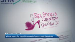 Scarborough's 'Sip, Shop and Celebrate Women' to support of frontline workers (04:09)