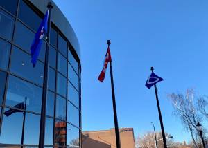 Lethbridge celebrates Métis week with flag raising