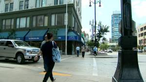 Downtown Winnipeg BIZ Connect Grant to help small businesses still struggling (00:22)