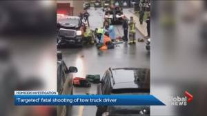 Toronto police identify tow truck driver shot to death in west end