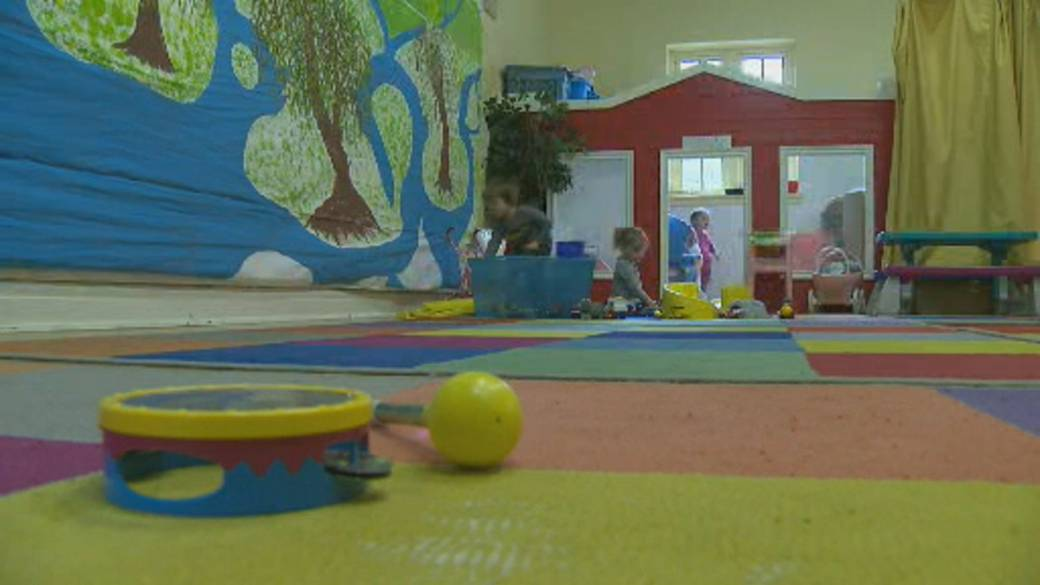 Click to play video 'Pandemic advances case for universal child care plan'