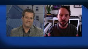 Global News Morning chats with Juno winning songwriter Justin Rutledge (07:11)