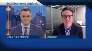 Reasons for optimism for Saskatoon's economy in 2021 (03:58)