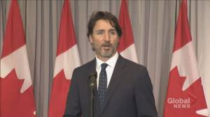 Trudeau says Aline Chrétien 'contributed in tremendous ways' to Canada's well-being