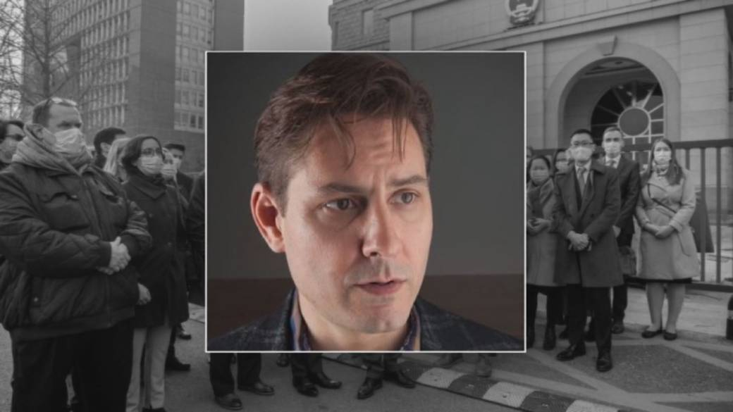 Click to play video: 'Michael Kovrig's trial in China ends without a verdict'