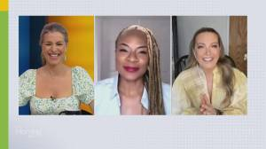 Jully Black's tips for spring cleaning life (06:59)