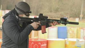 Airsoft industry up in arms over firearms legislation (02:04)