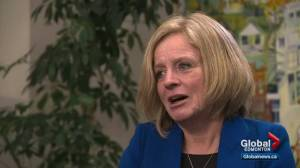 Notley intends to run for premier in Alberta's 2023 election