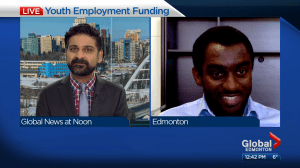 Edmonton's Africa Centre on helping youth find work (03:45)