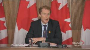 Miller says there 'have not been enough' investments in housing at Kashechewan First Nation amid COVID-19 outbreak (01:22)