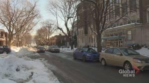 Montreal snow makes getting around difficult for providers of emergency services