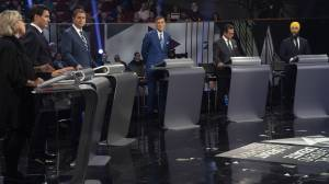 Leaders' Debate: A crowded stage meant fewer moments to stand out