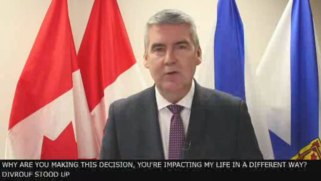 Click to play video 'Outgoing N.S. Liberal leader, Premier Stephen McNeil thanks party for support, praises COVID-19 response'