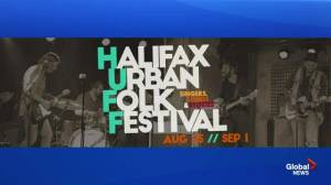 Halifax Urban Folk Festival returns for 10th year