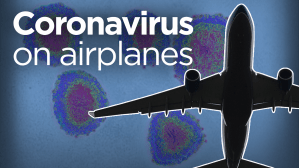 Coronavirus outbreak: How easy is it to catch coronavirus on a plane?