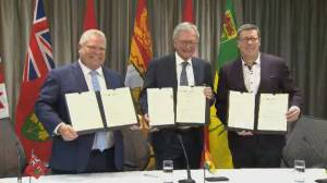 Three premiers to collaborate on nuclear power plan