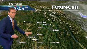 Kelowna Weather Forecast: April 3
