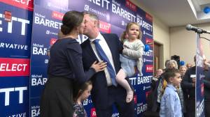 Conservative Michael Barrett wins Leeds-Grenville 1000 Islands and Rideau Lakes by large margin
