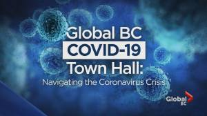 Global BC COVID-19 Town Hall: Jan. 28 (21:24)