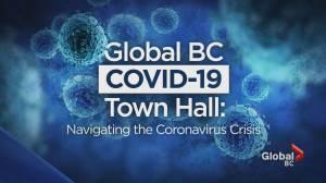 Global BC COVID-19 Town Hall: Jan. 28 (21:24)