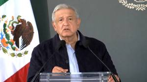 Coronavirus: Mexican President Andres Manuel Lopez Obrador tests positive for COVID-19 (00:31)