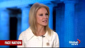 Kellyanne Conway says whistleblower attorney wrote text 'coup begins now – impeachment'