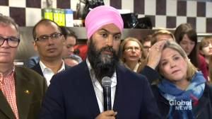 Singh says NDP would 'encourage' provinces to improve delivery of health care
