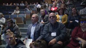 Accessibility forum in Lindsay focuses on education, employment (01:12)