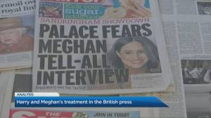 Was media scrutiny responsible for Harry and Meghan leaving?