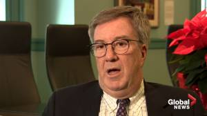 "Amidst LRT woes, Ottawa mayor says he often gets up ""with a knot in my stomach"""