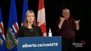 Hinshaw warns more COVID-19 restrictions may be coming during 3rd wave (02:34)