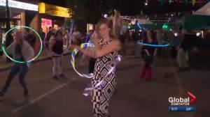 Kaleido Festival underway in Edmonton (01:34)