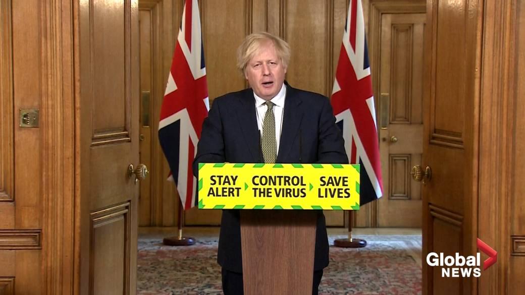 U.K.'s Johnson struggles to move past aide's lockdown breach as ...