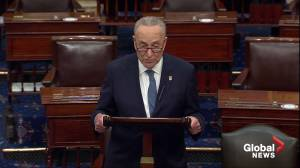 George Floyd death: Chuck Schumer calls Trump church photo-op 'unconstitutional'