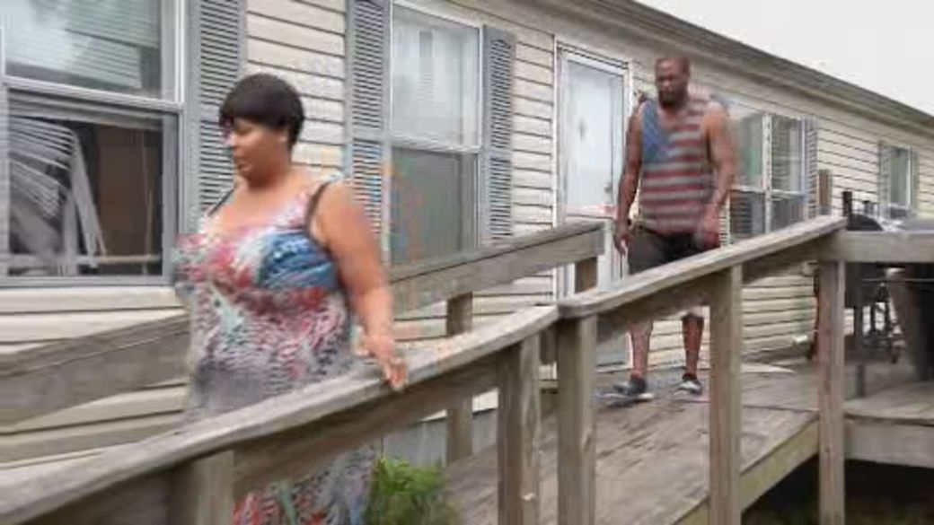 Click to play video: 'Millions face threat of homelessness as U.S. eviction protection expires'