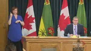 George Floyd death: Saskatchewan premier says racism 'has no place' in the province