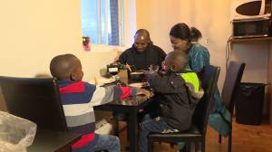 Global Kingston's Family First: A new Canadian Family