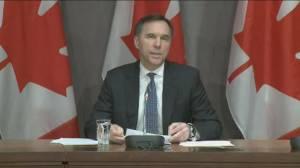 Canada to spend $82 billion in emergency stimulus plan