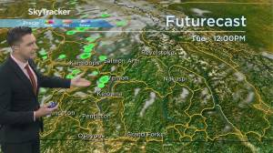 Kelowna Weather Forecast: August 24