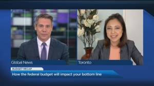 Breaking down the federal budget and its impact on your family's wallet (05:20)