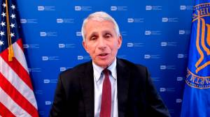 Fauci says to 'get tested' for COVID-19 even if fully vaccinated as Delta variant rages (09:50)
