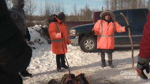 Edmonton chapter of Bear Clan Patrol helping city's most vulnerable (05:41)