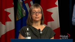 Alberta doctors concerned that COVID-19 protocol extension still not enough (02:10)
