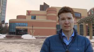 Calgary councillor pushes City of Calgary to save Eau Claire YMCA (01:59)
