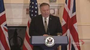 "U.K. and U.S. call on Russia to ""respect the sovereignty of Belarus"""