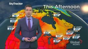 Saskatchewan weather outlook: July 29 (02:53)